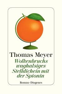 Meyer Wolkenbruch Spionin Hardcover