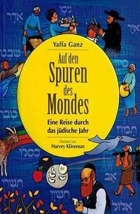 Cover Ganz Auf den Spuren des Mondes