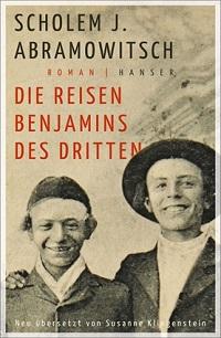 Cover Abramowitsch_Die Reisen Benjamins des Dritten