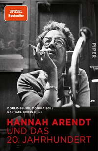 Cover Blume_Hannah_Arendt