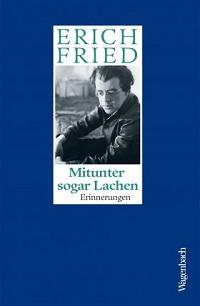 Cover Fried_Mitunter_sogar_lachen