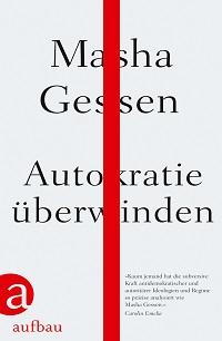 Cover Gessen_Autokratie_ueberwinden