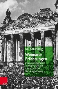 Cover Greenberg_Weimarer_Erfahrungen