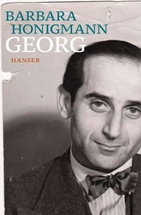 Cover Honigmann_Georg_Hardcover