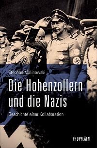 Cover Malinowski_Die_Hohenzollern_und_die_Nazis