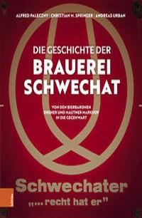 Cover Palczny_Die_Geschichte_der_Brauerei_Schwechat