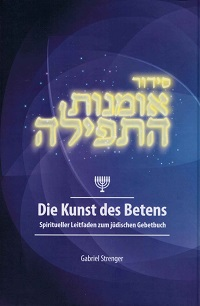 Cover Strenger_Die_Kunst_des_Betens