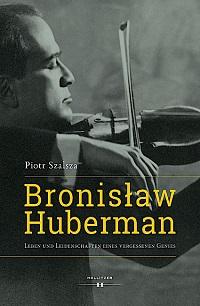 Cover Szalsza_Bronislaw_Huberman