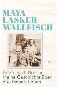 Cover Wallfisch_Briefe_nach_Breslau_Hardcover
