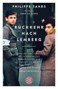 Cover Sands_Rueckkehr_nach_Lemberg_Paperback