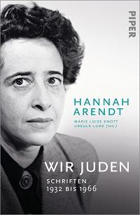 Cover Arendt_Wir_Juden