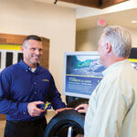 Raben Tire Friendly Staff