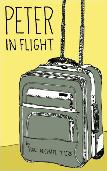 Peter in Flight by Paul Michel Peters