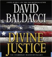 David Baldacci Divine Justice