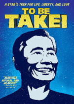 To be Takei, movie review review by Rabid Reader's Reviews