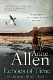 Echoes of Time by Anne Allen, mystery-romance book review