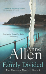 The Family Divided (A Guernsey Novel) by Anne Allen