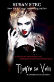 Book Review: They're So Vein by Susan Stec