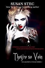 They're So Vein (A Grateful Undead Book) by Susan Stec
