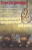 Rosencrantz and Guildenstern Are Dead by Tom Stoppard, broadway drama book review