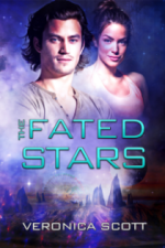 The Fated Stars by Veronica Scott