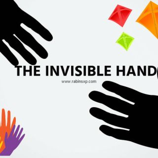 The kite and The Invisible Hand