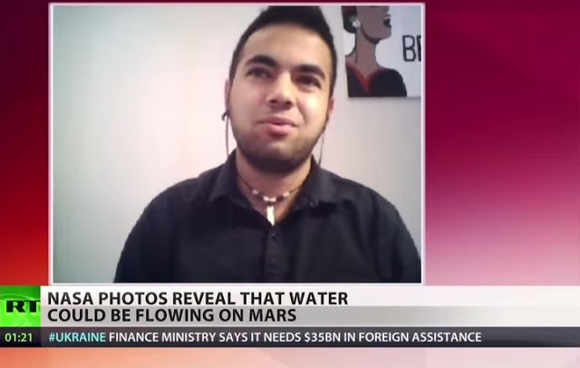 Lujendra Ojha, Nepali Scientist to discover life forms on mars on Video Call