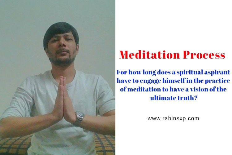 Meditation Process - RabinsXP Blog