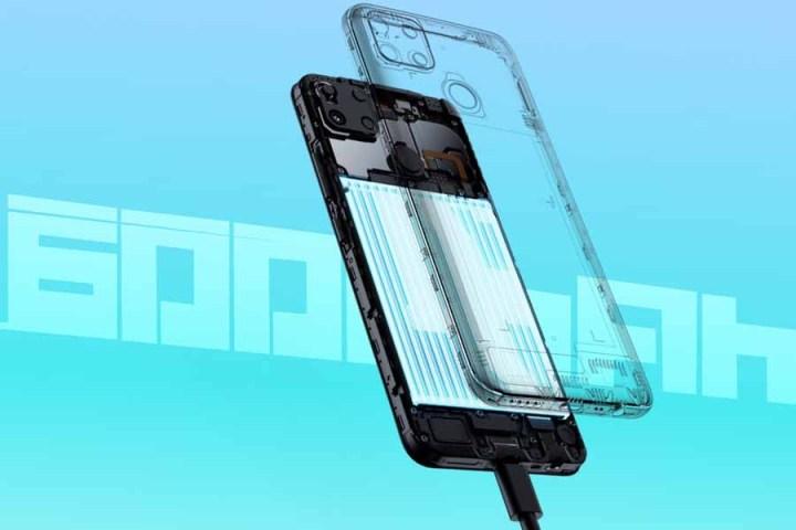 Realme C25 Battery