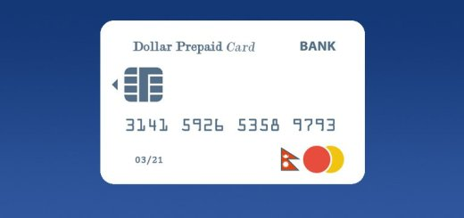 How to get dollar prepaid card in Nepal usd international payment