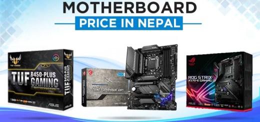 Motherboard price in Nepal Intel AMD MSI Asus Gaming PC Build