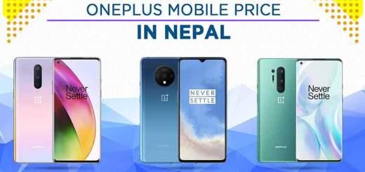 oneplus mobile price nepal 2020
