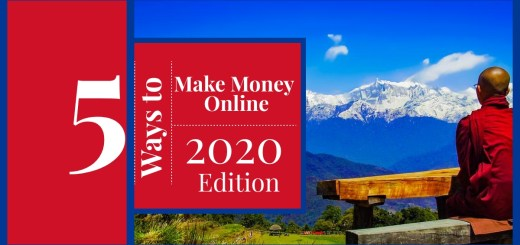 5-Ways-Make-Money-Online-Nepal