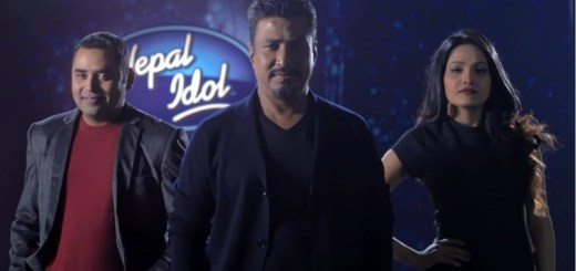 2016 Nepal Idol Judges