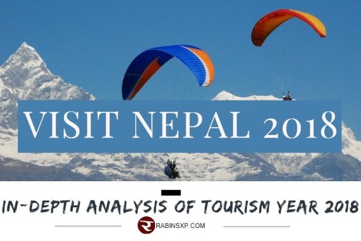 2018 nepal toursim year