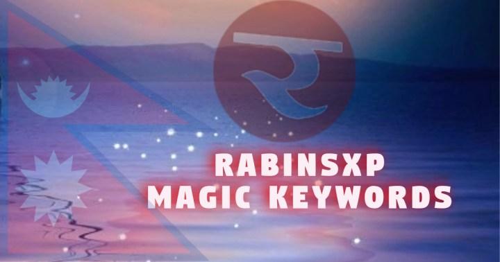 rabinsxp-magic-words