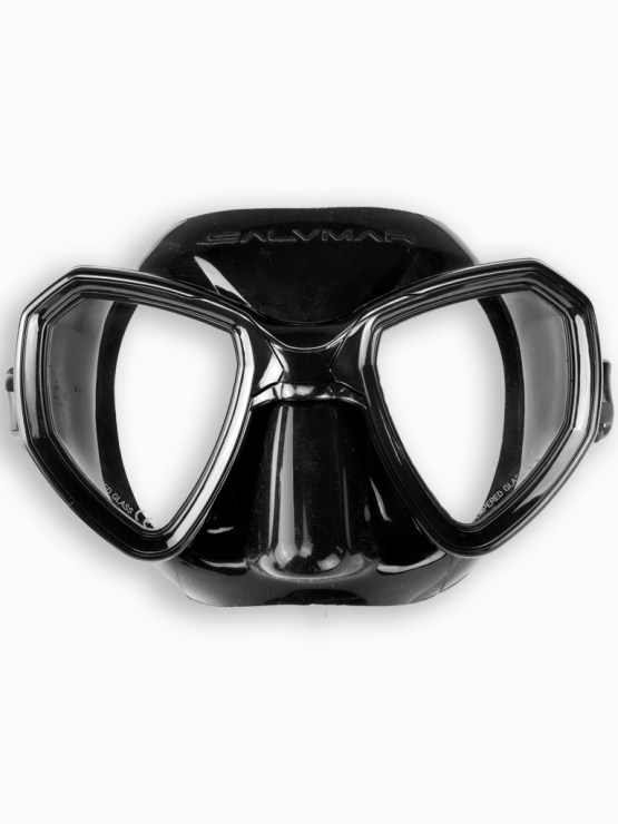 high end diving mask
