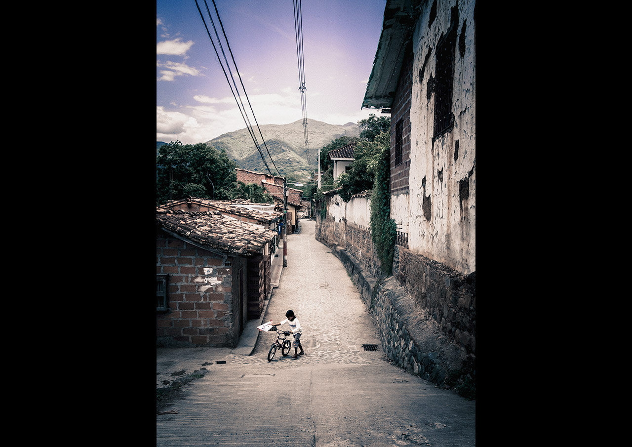 ANTIOQUIA COLUMBIA