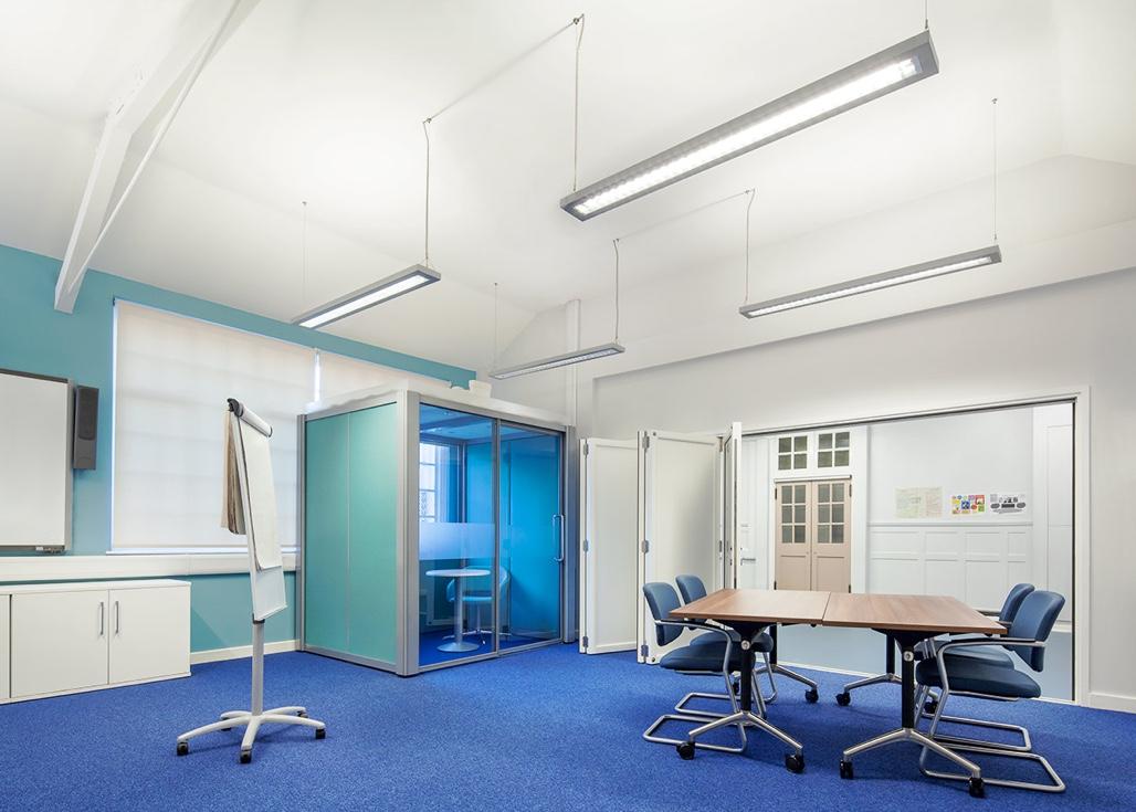BPR Architects Hendon University