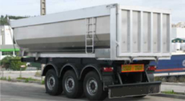 semi trailers for sale in germany kenwood kdc 152 wiring diagram high quality tipper made eu rac 3 axles tipping trailer aluminium