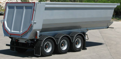 semi trailers for sale in germany electrical wiring diagram house high quality tipper made eu rac trailer