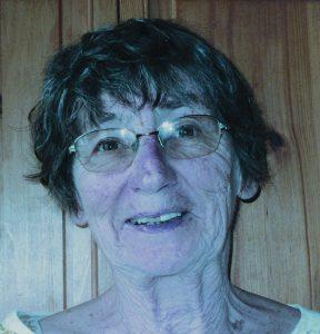 CARHOF Trustee Helen Archibald, VA1YL