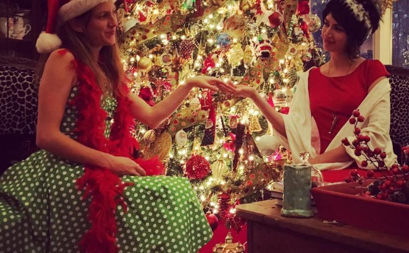 We Wish Hugh a Merry Christmas