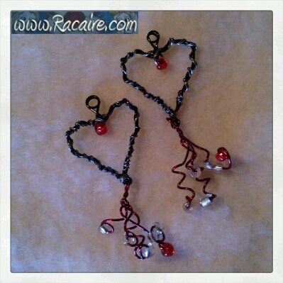 Racaire 2014 - wire jewelry