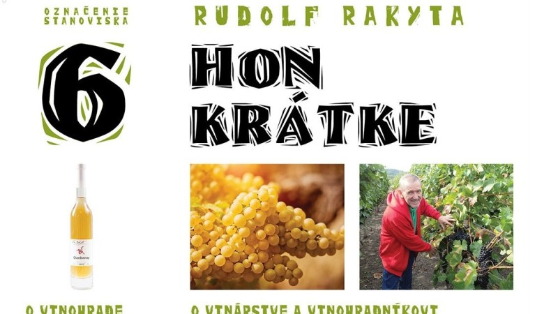 6 Hon Krátke / Rudolf Rakyta