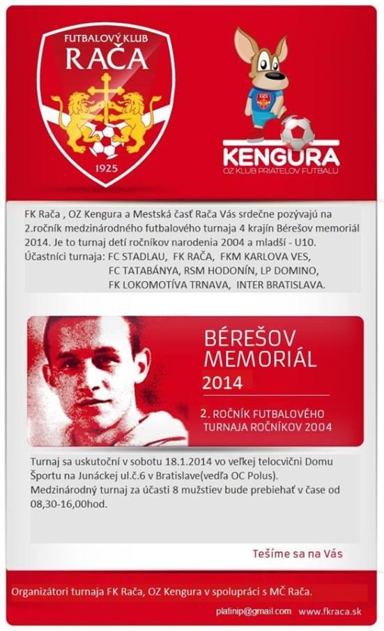 2. ročník Memoriálu Ima Béreša