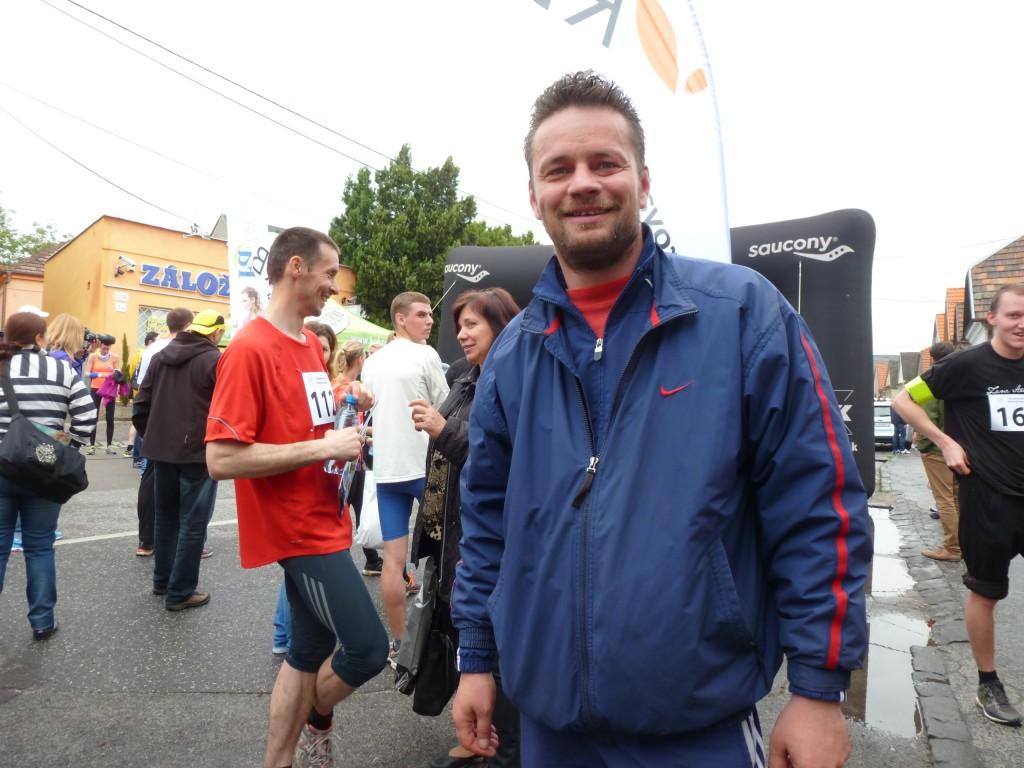 Organizovanie Račianskeho polmaratónu považuje za najväčšiu zaberačku.