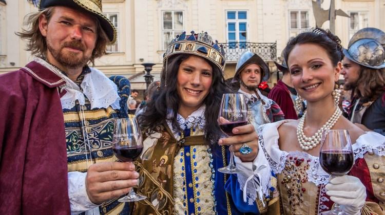 Festival frankovky a bratislavského vína