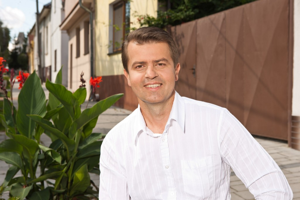 Peter Pilinský, starosta Rače