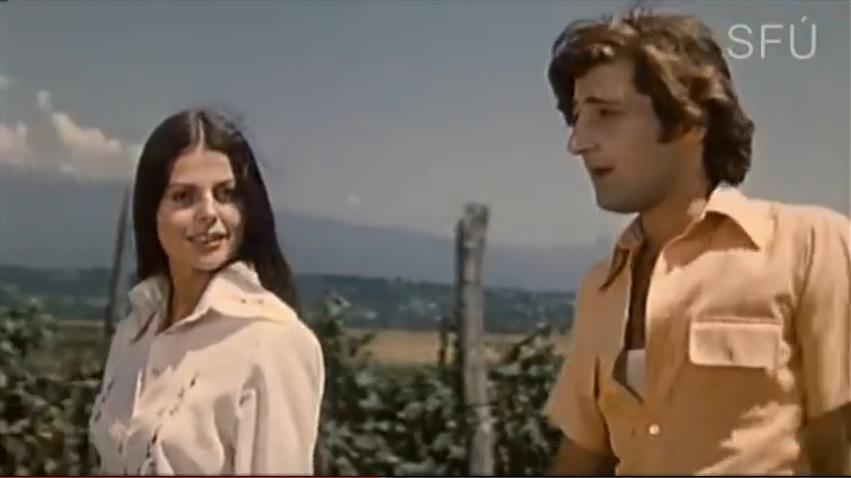 Film Rača, láska moja, natočili v roku 1977.
